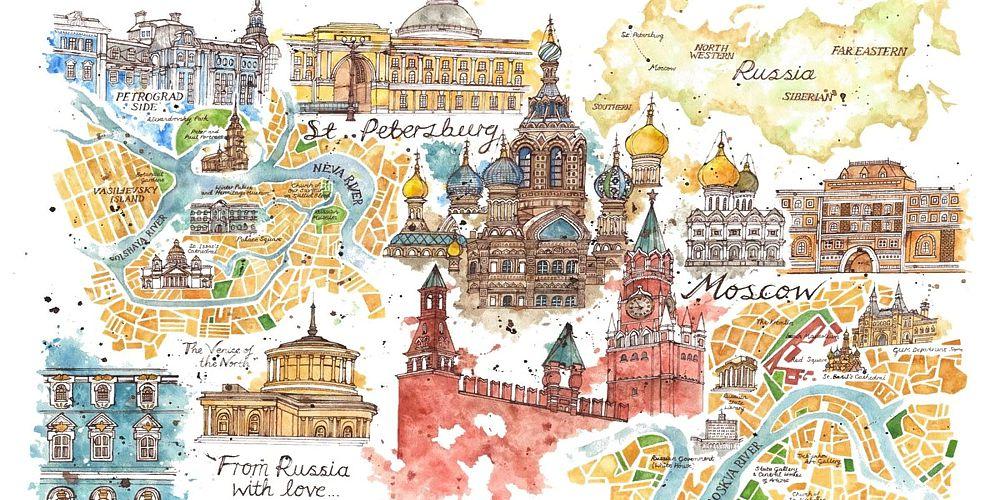 В каких российских городах туристы чаще всего заказывают экскурсии на 8 марта?