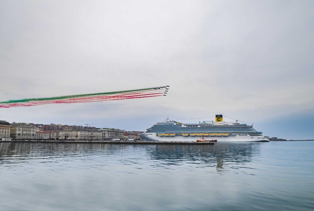 Costa Cruises представила новый лайнер Costa Venezia