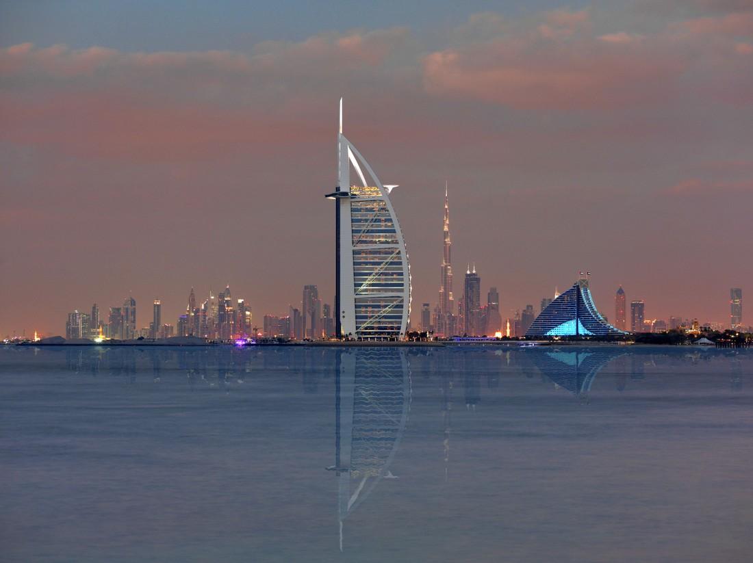 Дубай: Россия продемонстрировала самые большие показатели роста среди ТОП-10 ключевых туристических рынков