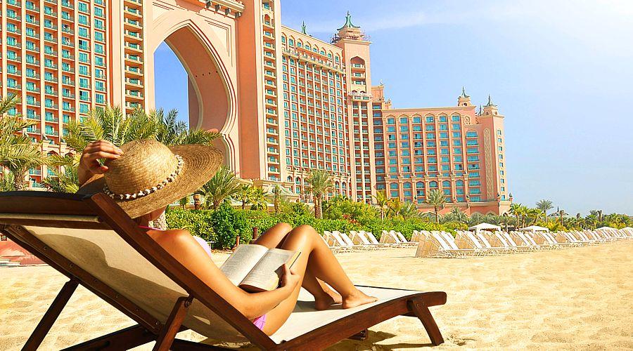 Дубай: турпоток из России вырос на 28%