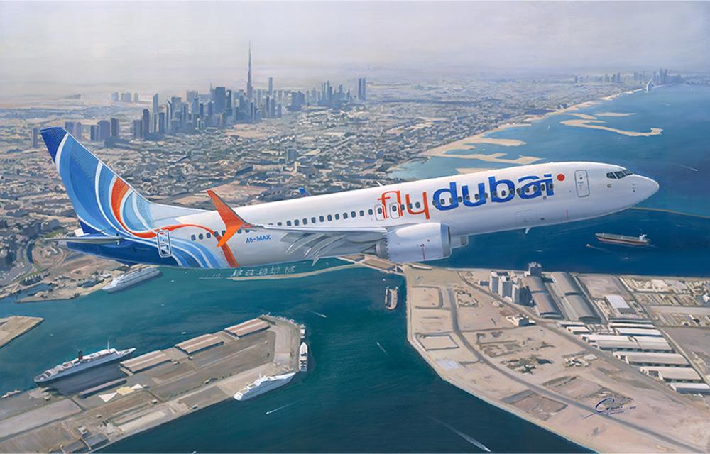 Злополучный Boeing 737MAX: Flydubai вынуждена снять рейс Дубай-Москва, туроператоры рассаживают туристов по другим авиакомпаниям