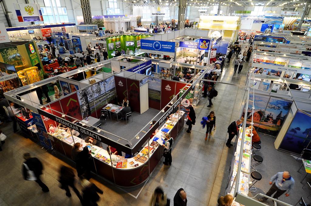 XIV Интурмаркет: презентация российских регионов и обширная деловая программа для турфирм
