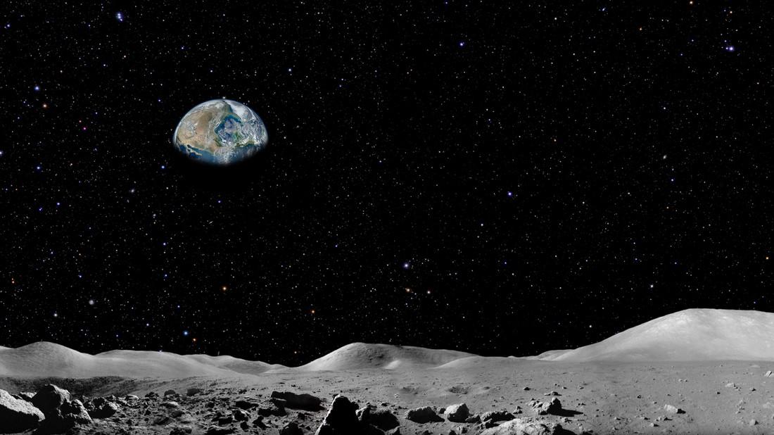 Роскосмос планирует развивать окололунный туризм за $400 млн