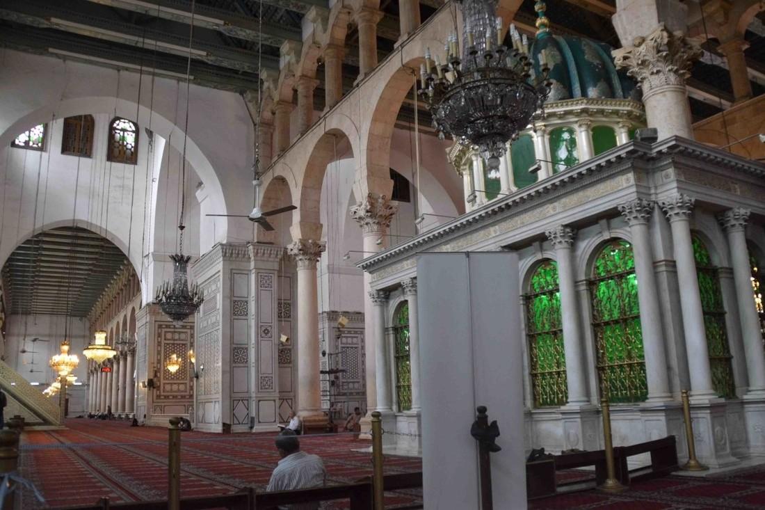 Сирия заявила об открытии туристического маршрута