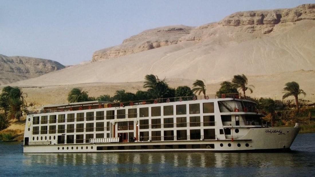 Стартовал первый круиз по Нилу между Египтом и Суданом
