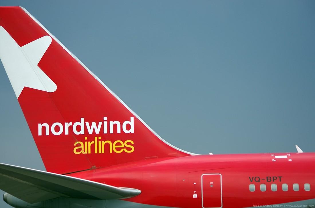 Nordwind: рейсы будут выполняться по расписанию