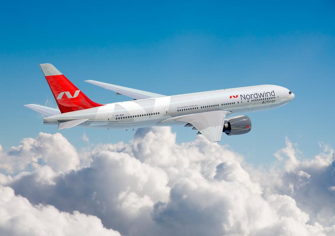 «Nordwind» получила еще один Boeing 777