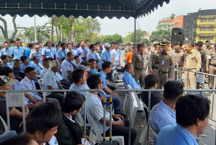 В Бангкоке провели облавы для защиты иностранных туристов