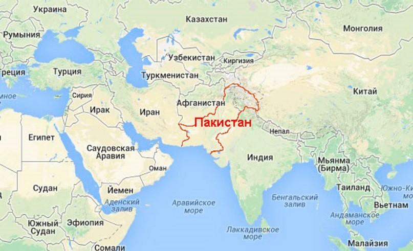 Пять авиакомпаний России полетели в обход Пакистана, увеличив время в пути на 1.5-2 часа