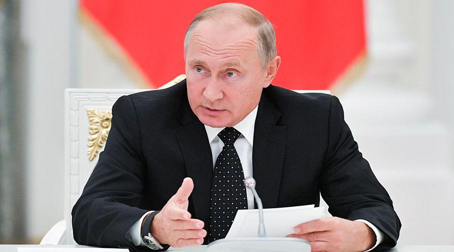 Путин дал поручение разобраться с поручениями по туризму