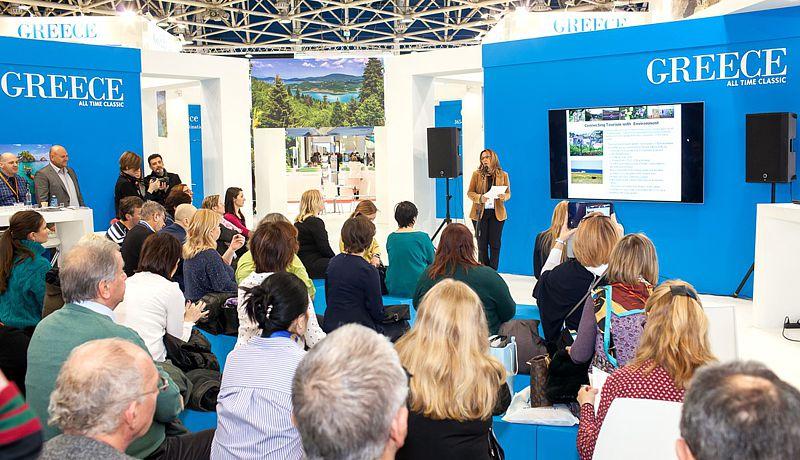 Греческий регион Ретимно представил свои возможности на MITT 2019 в Москве