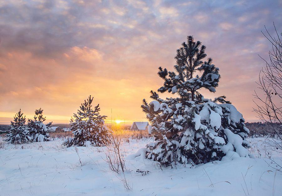 Объявлены победители фотоконкурса «Зимняя Россия – в фотографиях»