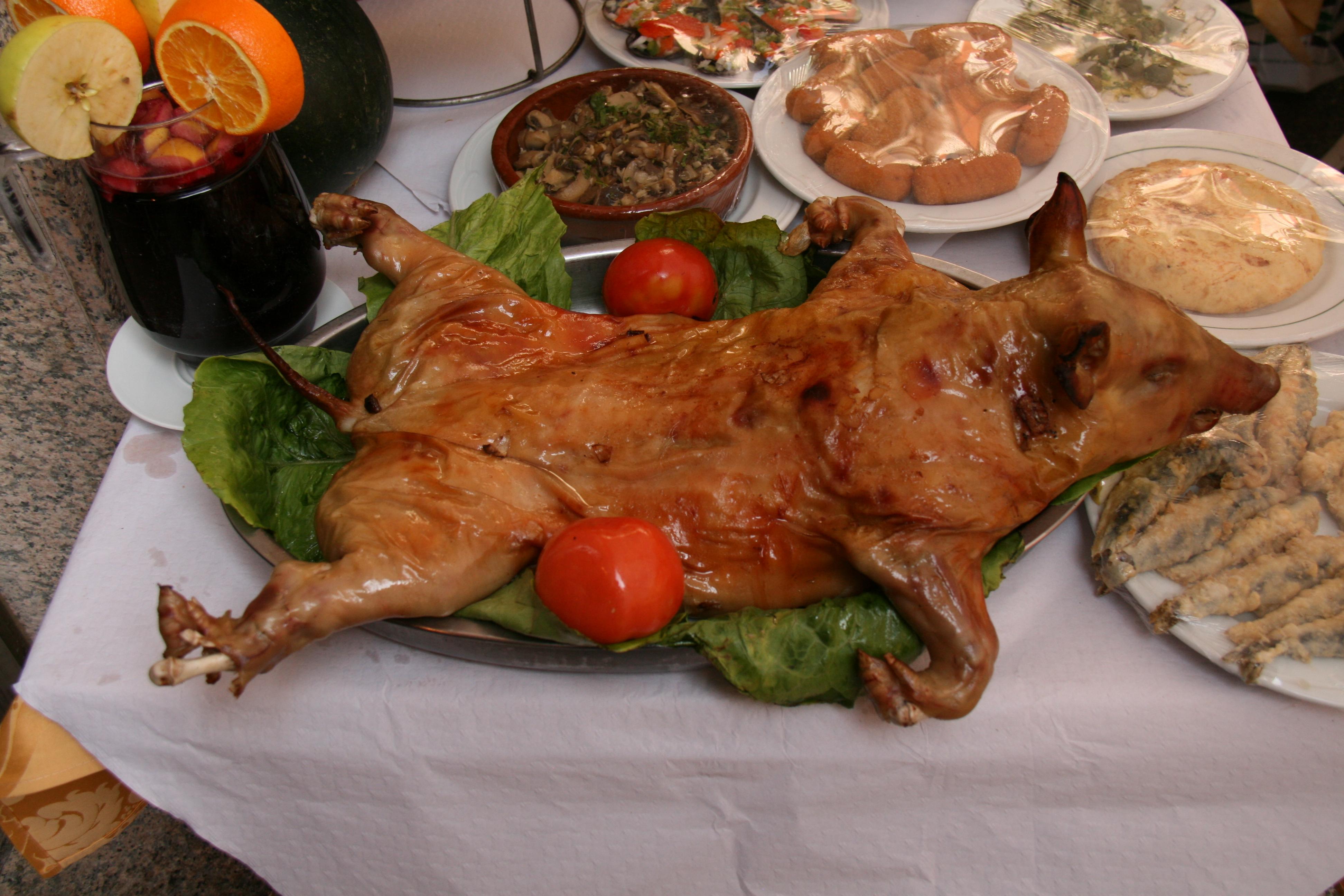 В сотню наиболее известных блюд мира вошли три испанских