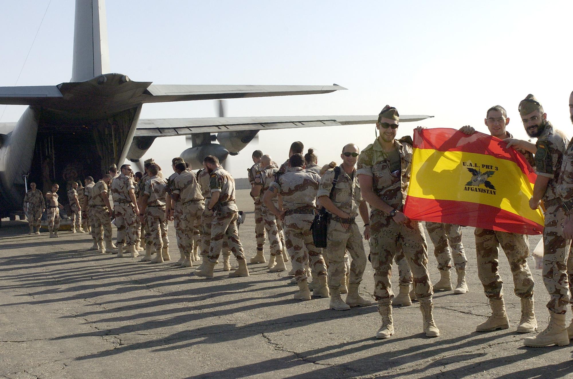Испания – вторая страна НАТО, которая меньше всего тратит на оборону
