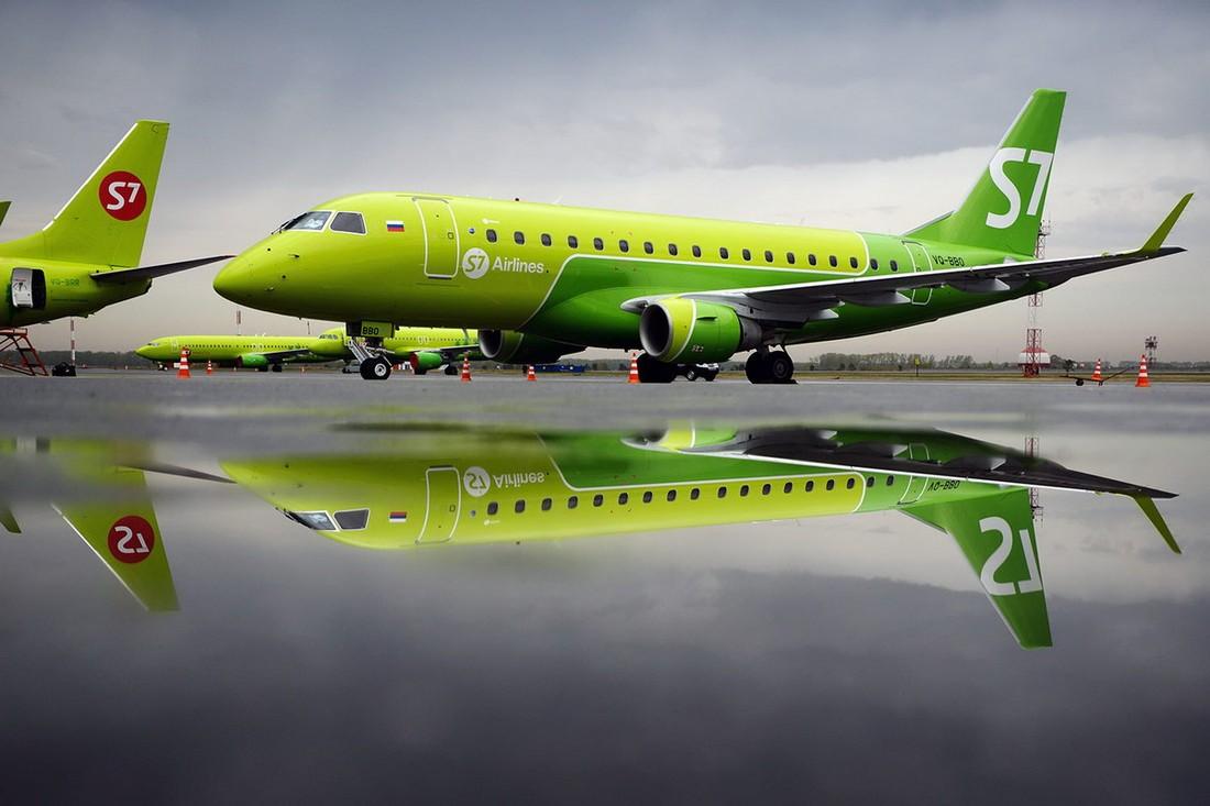 S7 Airlines объявила для туристов новинки летнего расписания