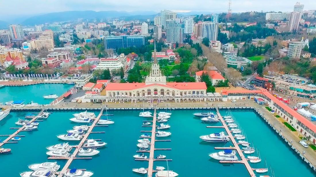 Туроператоры: раннее бронирование курортов Сочи показывает рекорд