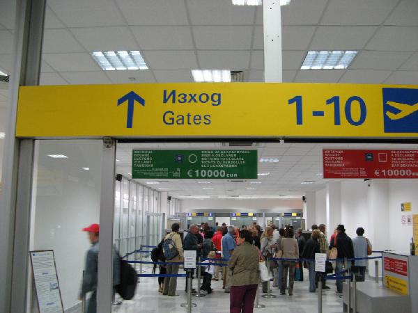 Российский турпоток в Болгарию падает