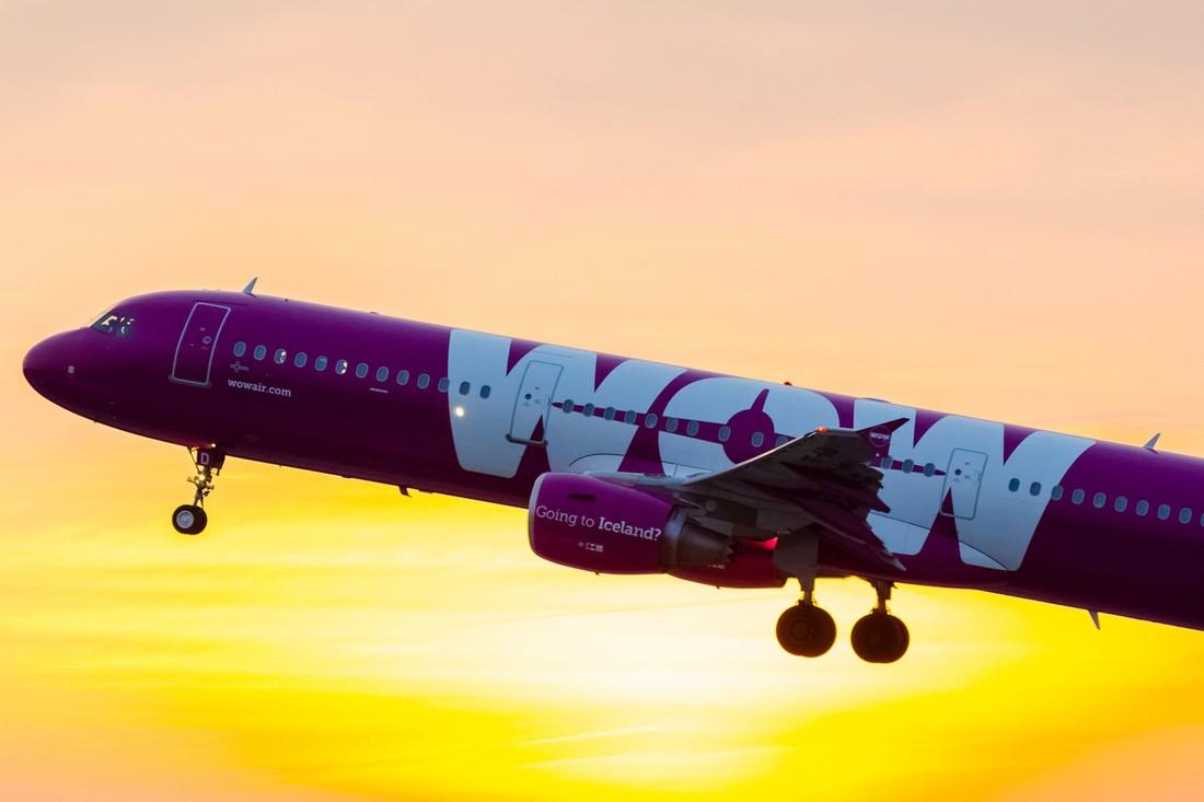 Новое банкротство: WOW-Air прекратила все полёты