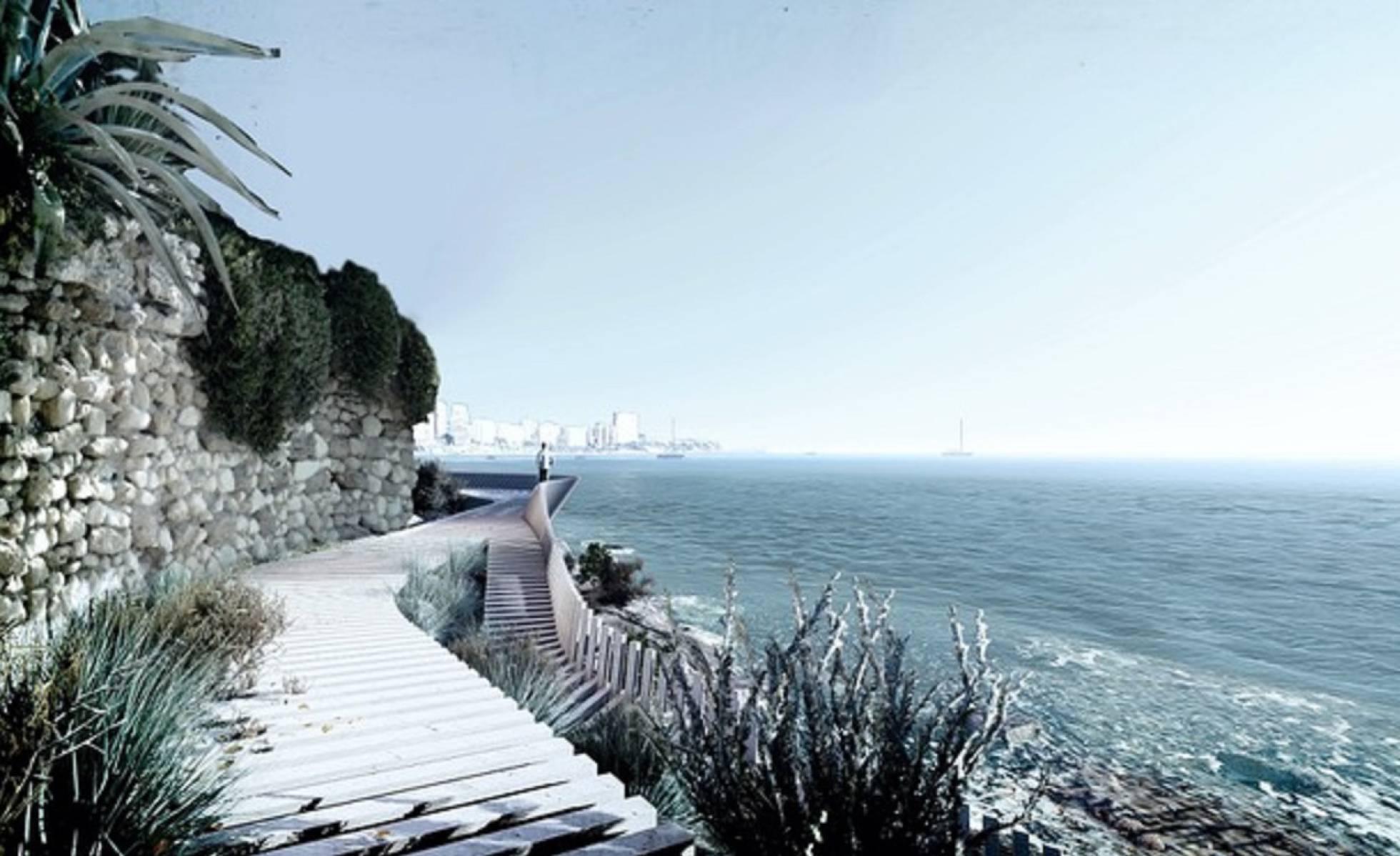 Проект экологичной береговой полосы на побережье Аликанте