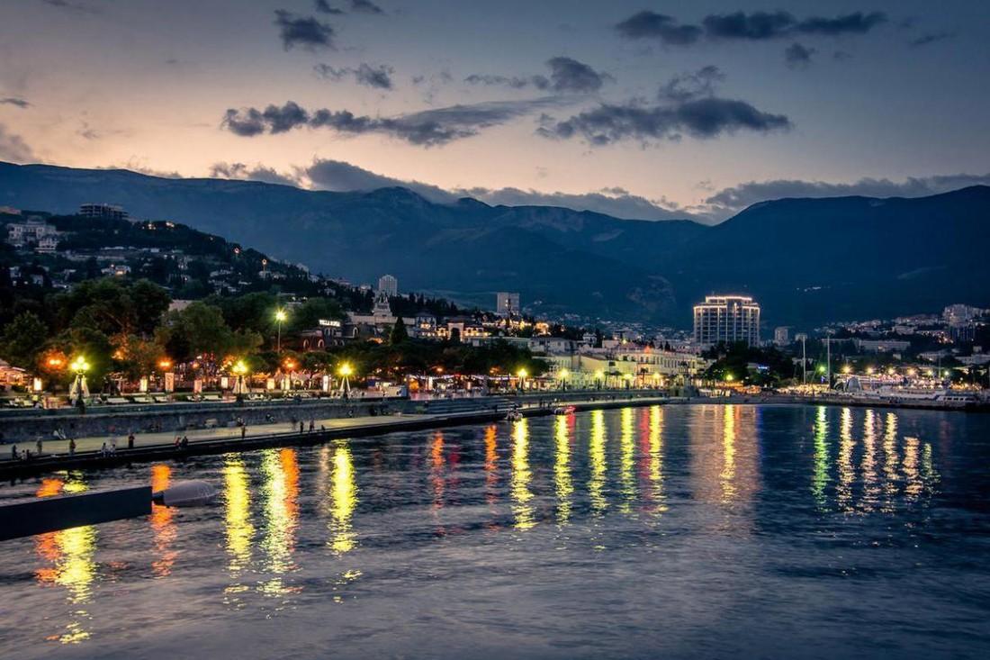 Минтуризма Крыма составило рейтинг популярности курортов полуострова