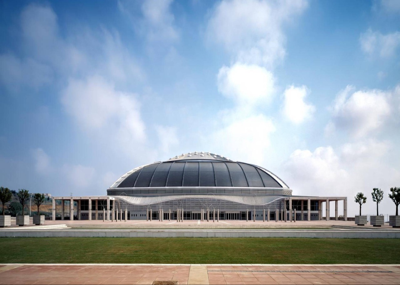 Знаменитые здания, которые лауреат премии Pritzker 2019 Арата Исодзаки построил в Испании
