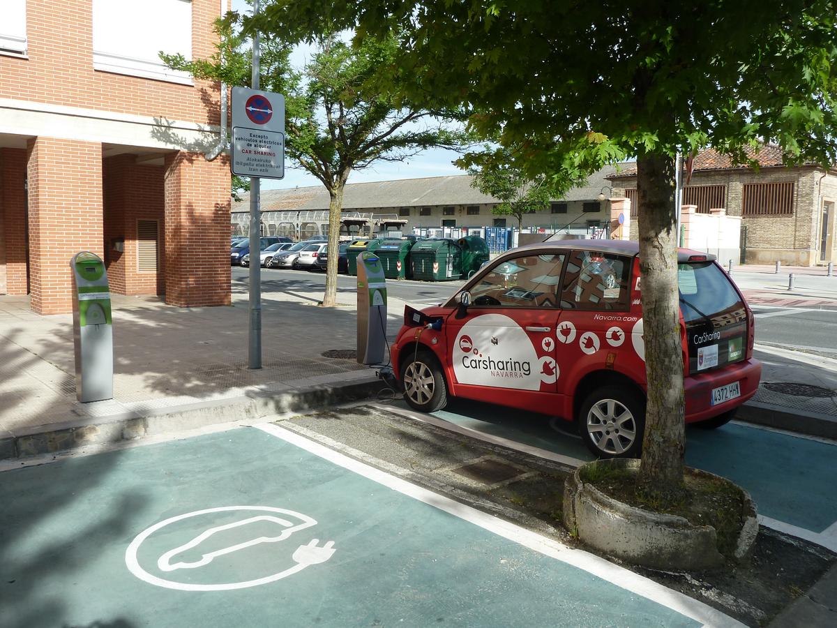 В Испании теперь можно зарядить электромобиль всего за пять минут