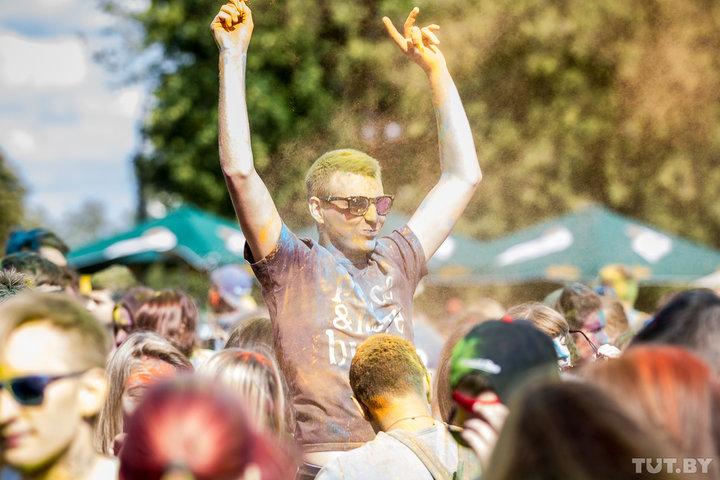 Много крутых фестивалей и забег. Топ событий выходных в Гомеле