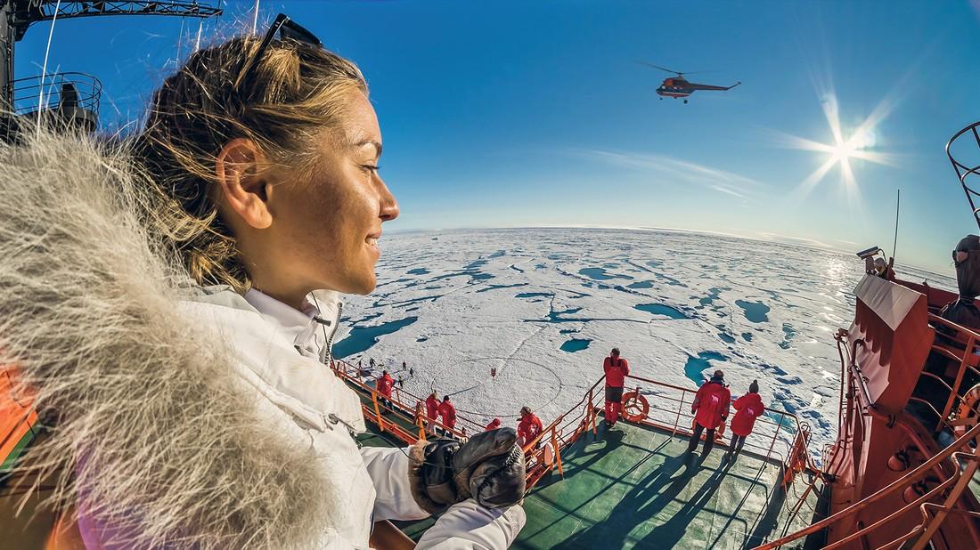 Ростуризм «в ближайшее время» займется программой арктического туризма