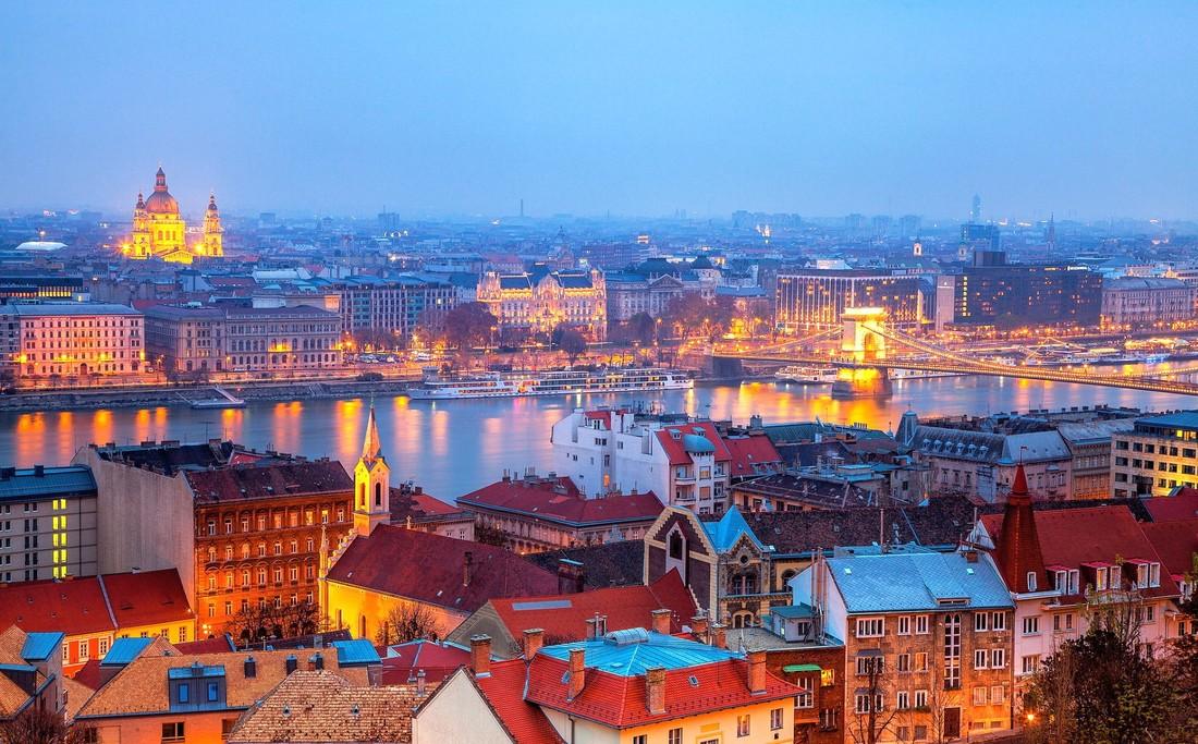 Будапешт возглавил рейтинг городов, стремительно набирающих популярность