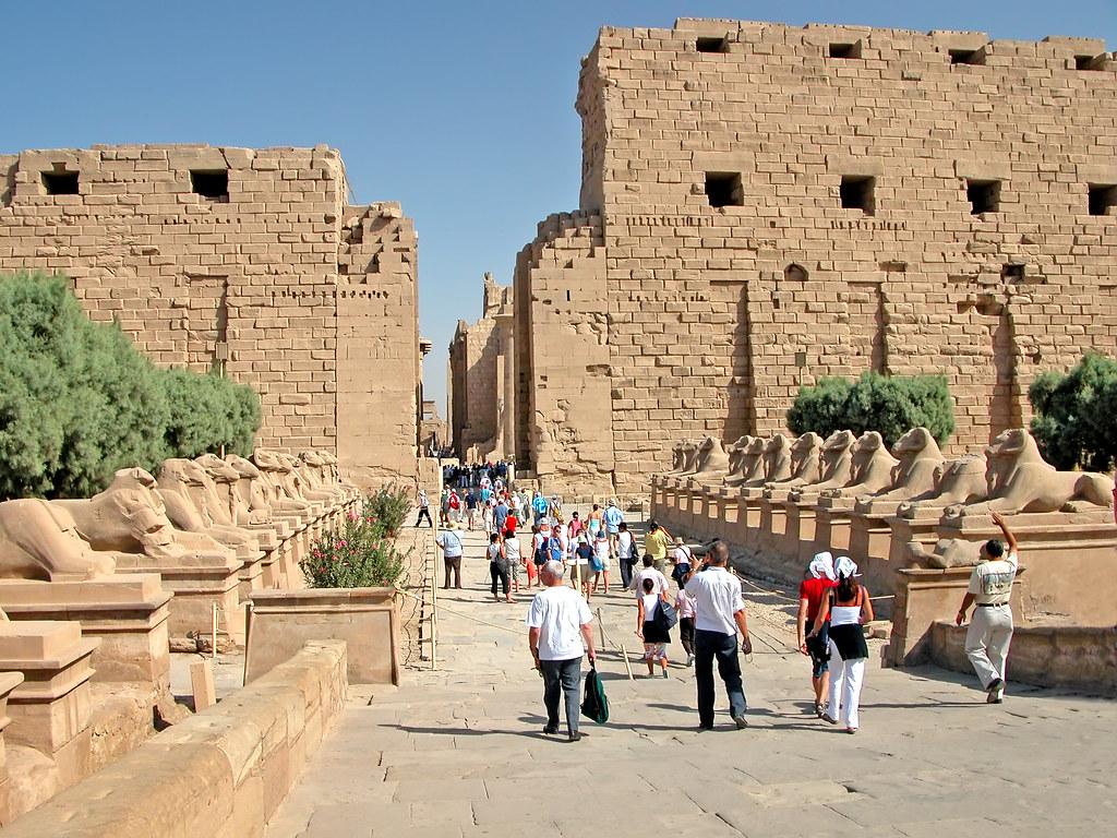 Доходы Египта от туризма подскочили в первом квартале на 36% даже без русских туристов