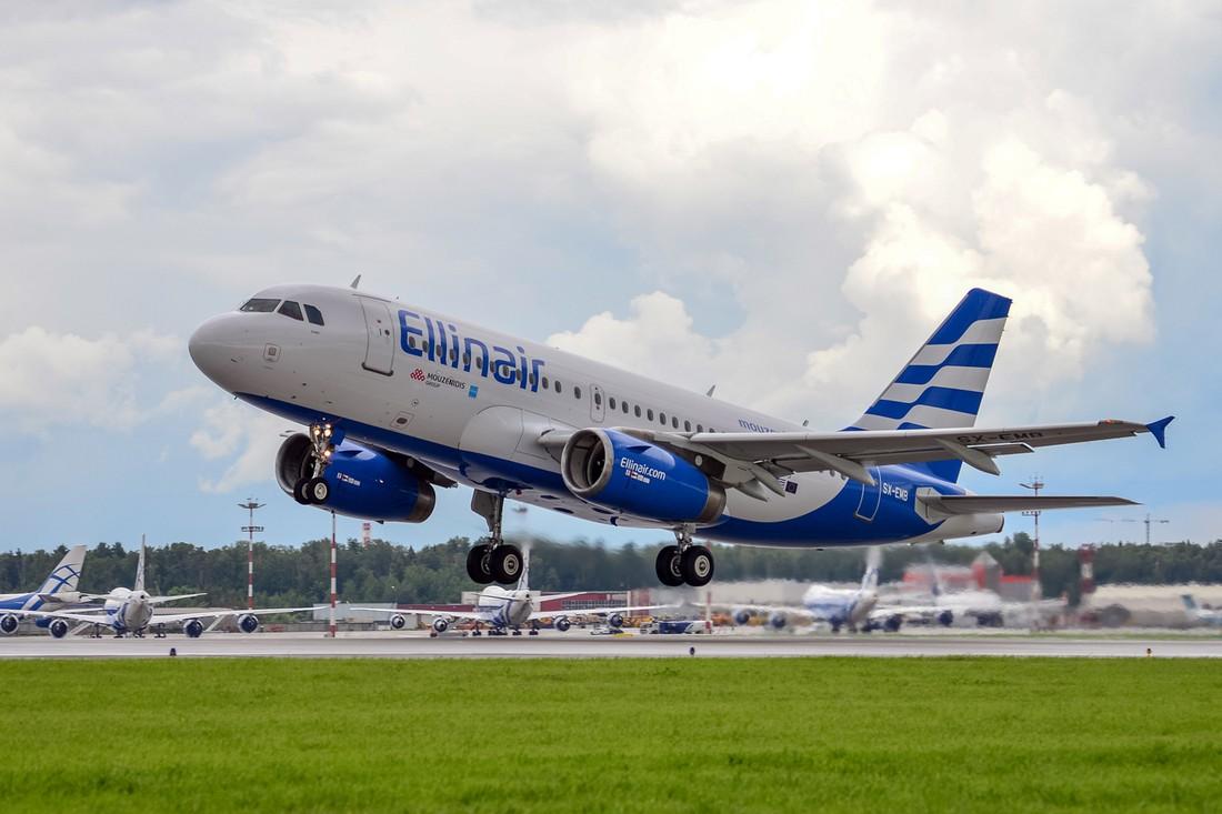 Ellinair и «Аэрофлот» заключили партнерское соглашение