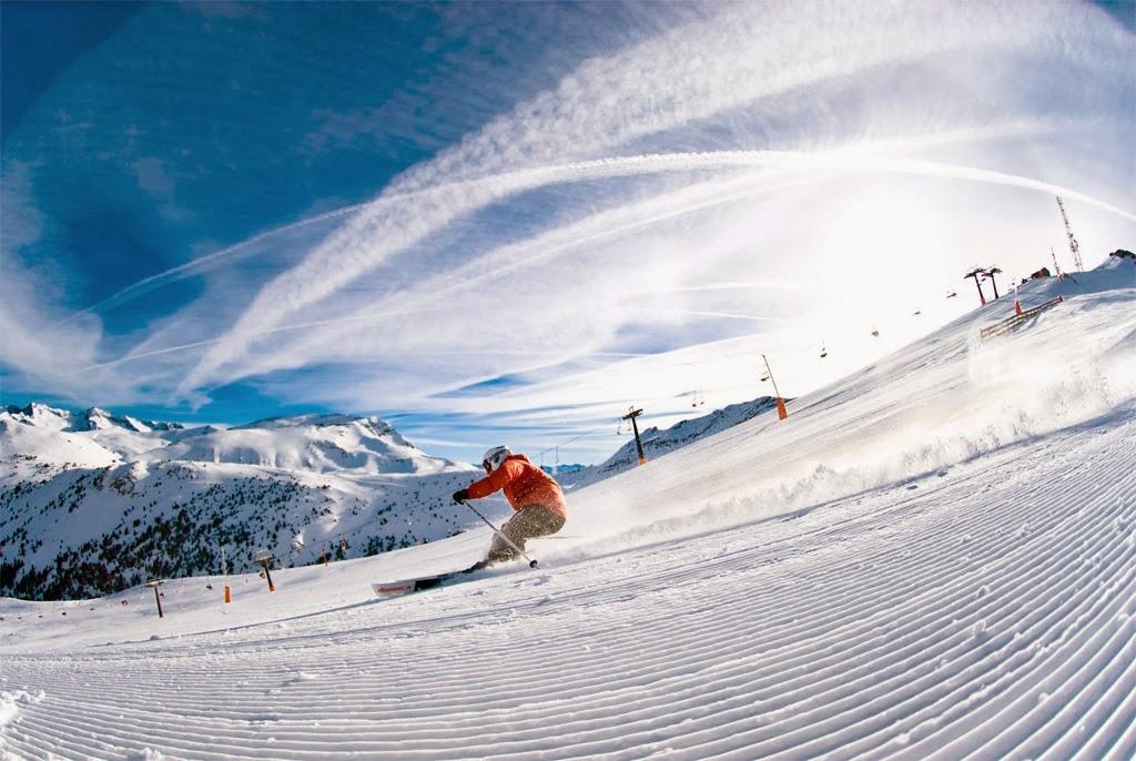Туроператор TEZ tour заявил о старте раннего бронирования горнолыжных туров сезона 2019/2020