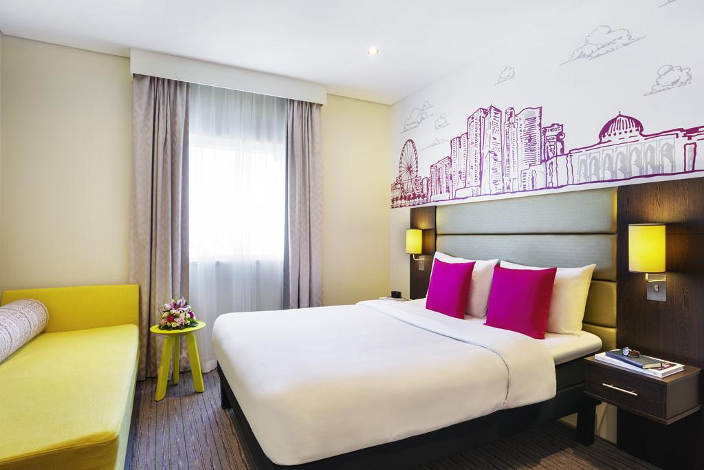 Эмират Шарджа представил пять новых отелей