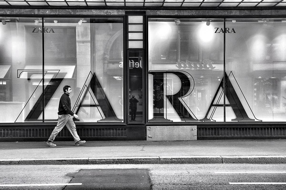 Zara поможет полюбить костюмы даже тем женщинам, кому они не нравились