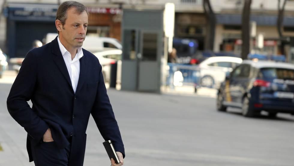 Экс-президент «Барселоны» вышел из тюрьмы за отсутствием улик