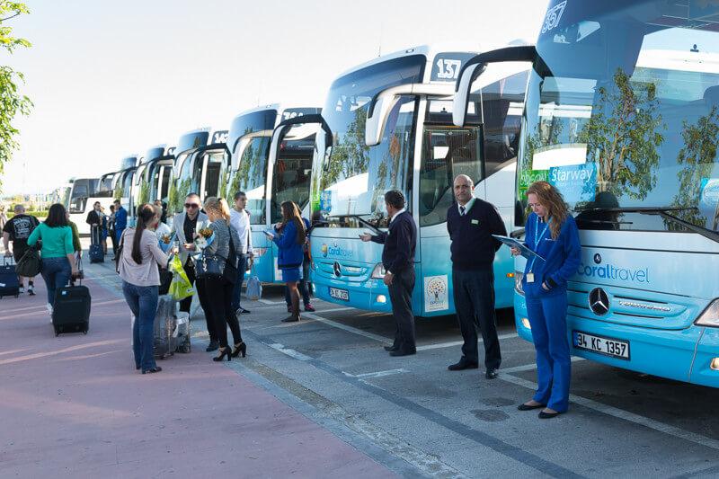 АТОР назвали основных «поставщиков» туристов в Турцию