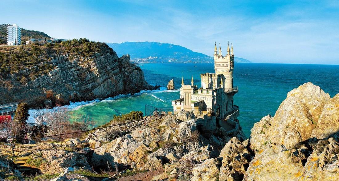 Крым: число туристов в этом году уже выросло на треть