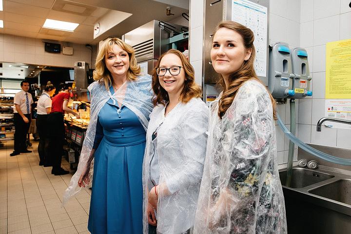 Один день с топ-менеджментом «МакДональдс» в Беларуси: бизнес изнутри