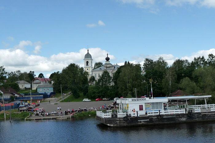 Мышкин пригласит туристов на открытие туристического сезона и навигации
