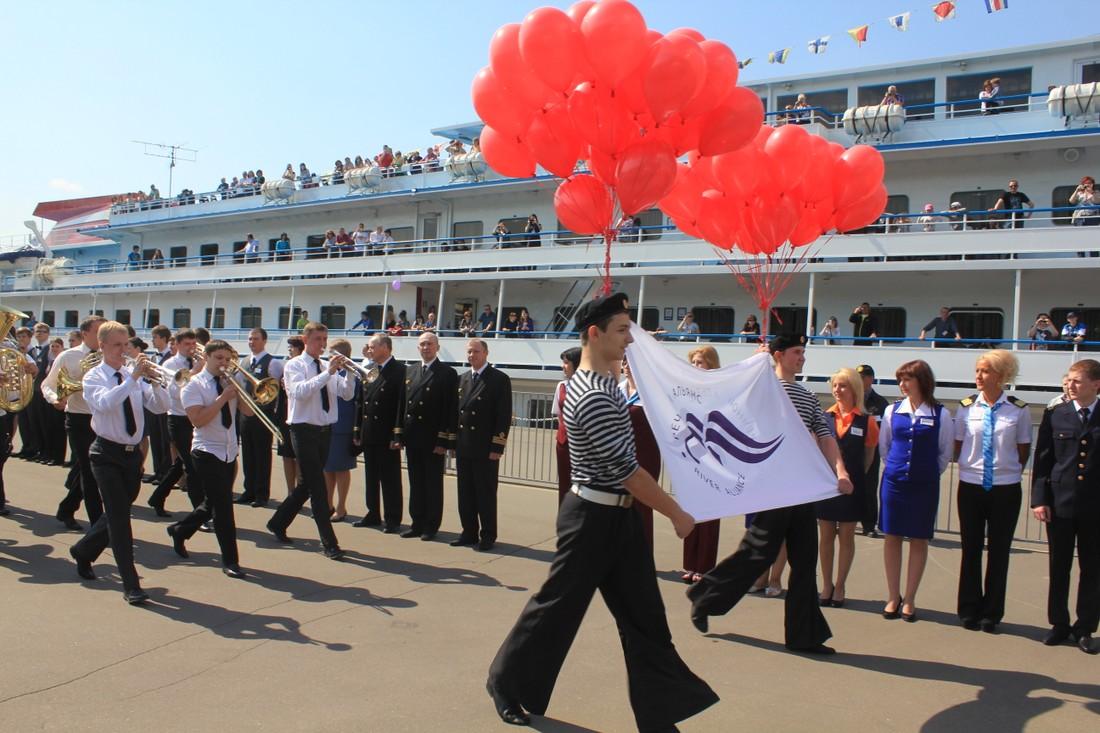 «Речной Альянс» открывает речную навигацию масштабным праздником