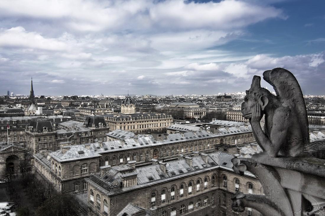 Париж российские туристы назвали самым переоценненным городом