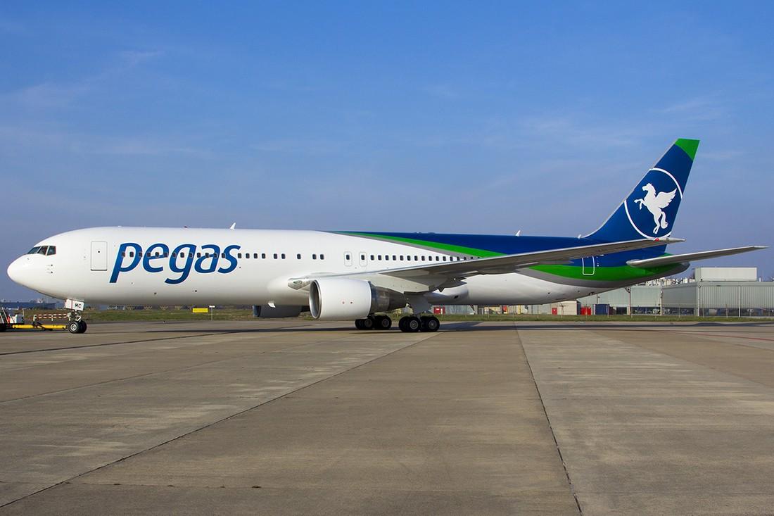 Pegas Fly запускает рейс в Гуанчжоу