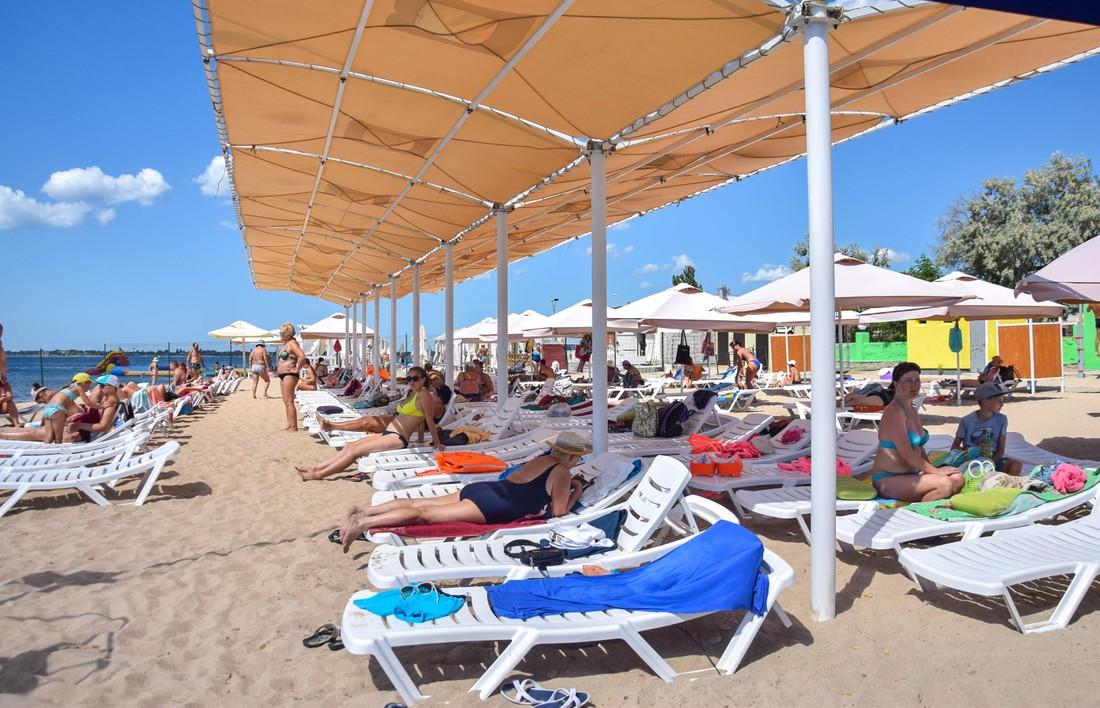 Пляжи Крыма подготовят для туристов к началу июня