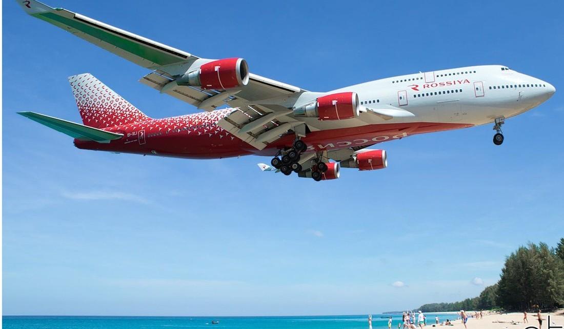 За селфи с самолётом у аэропорта Пхукета - смертная казнь