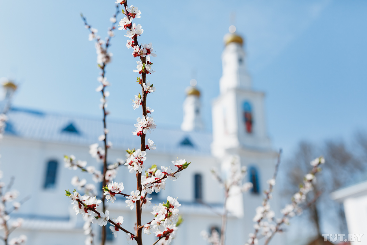 Место силы. Пасхальный репортаж из монастыря, где исцеляются люди, а молитва «отвоевала» дом у МВД