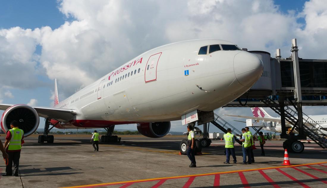 Россия решила пролонгировать полеты на Бали на летний сезон