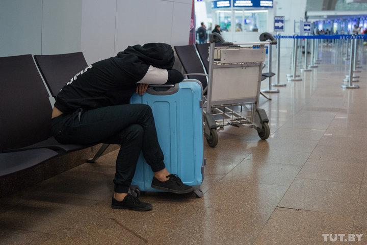 Белорусские туристы не могут улететь из Шарм-эль-Шейха уже трое суток