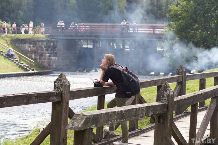 Сколько туристов посетили Беларусь по «безвизу», и откуда чаще всего к нам едут