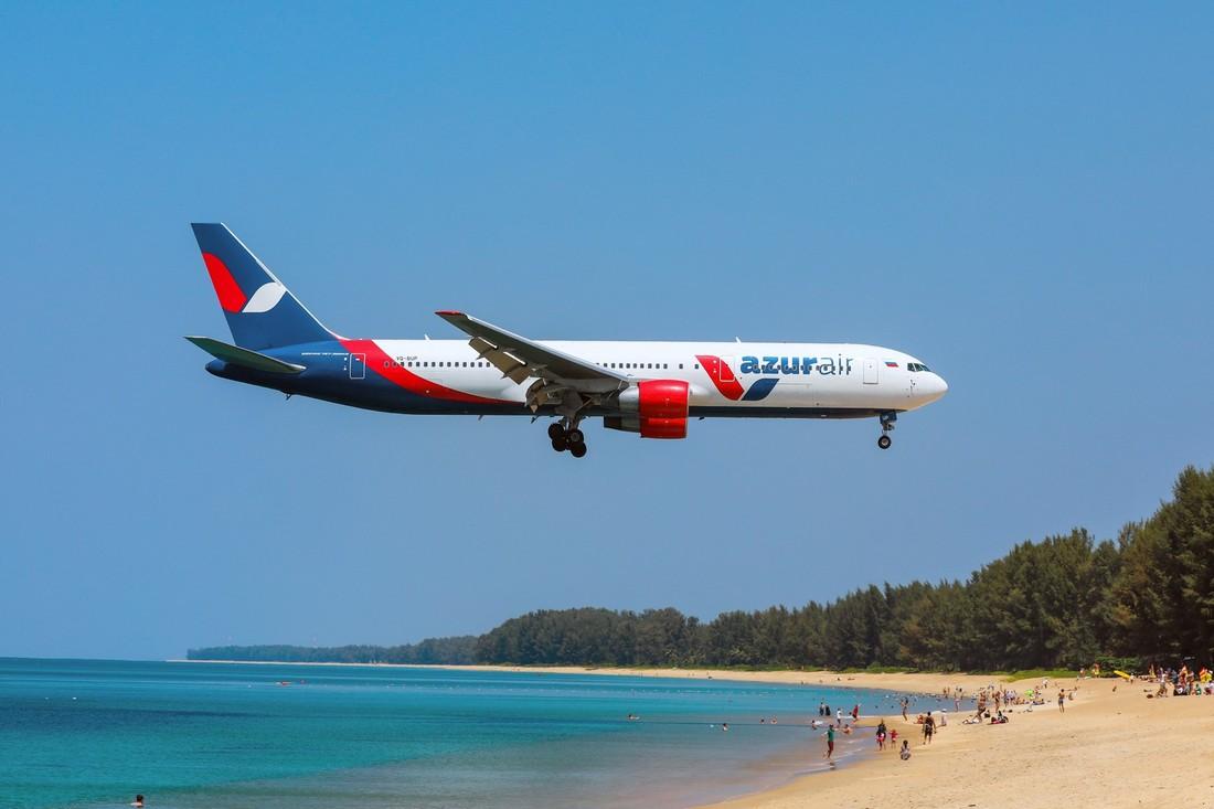Самолет с российскими туристами вернулся во вьетнамский аэропорт из-за неисправности