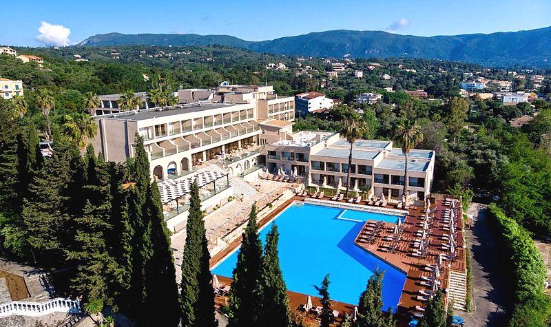 Музенидис: первый отель Bomo Hotels на Корфу и двадцать шестой в Греции